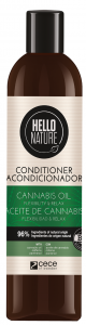 Hello Nature Conditioner Cannabis Oil Flexibility & Relax (300mL)