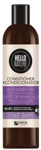 Hello Nature Conditioner Acai Oil Colour Care Anti-aging (300mL)