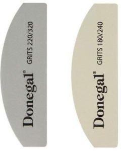 Donegal Emery Board 180/240 + Nail Buffer 220/320