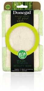 Donegal Beauty Bam Bath Scrubbing Sponge