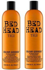 Tigi Bed Head Colour Goddess Duo (2x750mL)