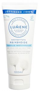 Lumene Klassikko Moisturising Day Cream (100mL)