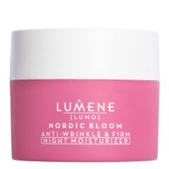 Lumene Nordic Bloom Anti-wrinkle & Firm Night Moisturizer (50mL)