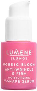 Lumene Nordic Bloom Anti-wrinkle & Firm Moisturizing V-Shape Serum (15mL)