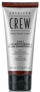 American Crew 2in1 Skin Moisturizer & Beard Conditioner (100mL)