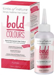 Tints Of Nature Bold Colours (70mL)