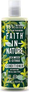Faith in Nature Detoxifying Conditioner Seaweed & Citrus (400mL)