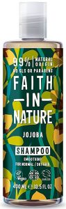 Faith in Nature Smoothing Shampoo Jojoba (400mL)