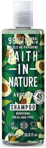 Faith in Nature Nourishing Shampoo Avocado (400mL)