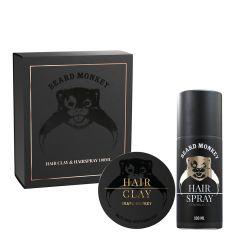 Beard Monkey Giftset Hair 2020/1