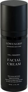 Löwengrip Advanced Skin Care - Cell Renewal Facial Cream (50mL)
