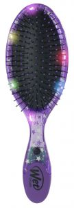 WetBrush Galaxy Light Up Detangler Purple Stars