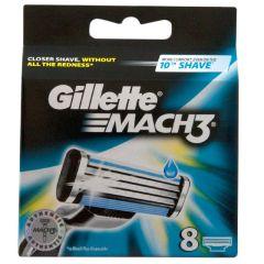Gillette Mach 3 (x8)