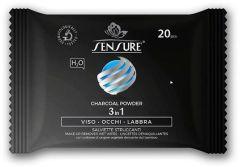 Sensure Micellarwater Make Up Remover Wipes (20psc)