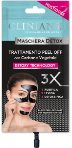 Clinians Detox Line Peel Off Mask Combination to Oily Skin - up to 5 uses (20mL)