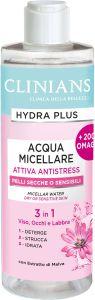 Clinians Hydra Plus Attiva Antistress Micellar Water (400mL)