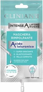 Clinians Intense a Lifting Rughe Plumping Face Mask with Hyaluronic Acid - 3 Uses (15mL)