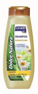 Genera Camomile and Aloe Vera Shampoo (500mL)