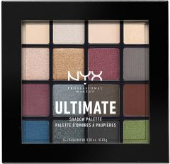 NYX Professional Makeup Ultimate Shadow Palette (13,3g)