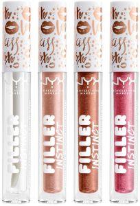NYX Professional Makeup Filler Instinct Plumping Lip Polish (2,5mL)