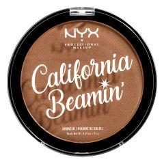 NYX Professional Makeup California Beamin' Face & Body Bronzer (14g)