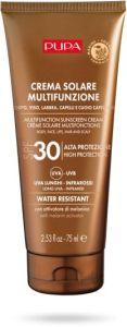 Pupa Multifunction Sunscreen Cream Body, Face, Lips, Hair and Scalp SPF 30 (75mL)