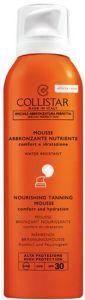 Collistar Nourishing Tanning Mousse SPF30 (200mL)