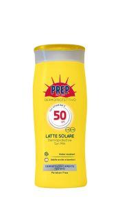 Prep Derma Protective Sun Milk SPF50 (200mL)