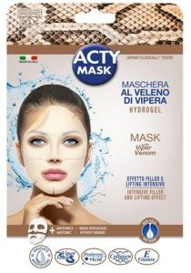 Acty Patch Acty Mask Hydrogel Mask