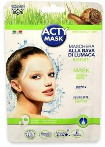 Acty Patch Acty Mask Masch Hydrogel Bava/Lumaca