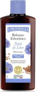 I Provenzali Flaxseed Oil Hair Conditioner Colored & Dull Hair (200mL)