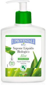 I Provenzali Aloe Organic Liquid Soap (250mL)