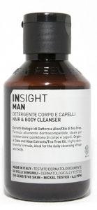 InSight Man Hair & Body Cleanser (100mL)