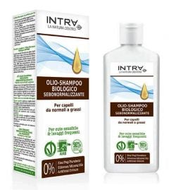 Intra Organic Nourishing Oil-Shampoo (200mL)