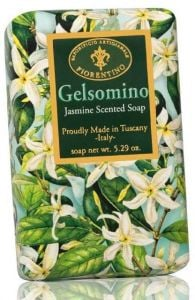 Fiorentino Soap Jasmine (150g)