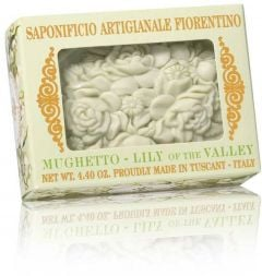 Fiorentino Soap Botticelli Lily Of The Valley (125g)