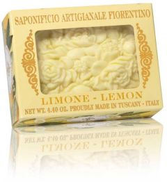 Fiorentino Soap Botticelli Lemon (125g)
