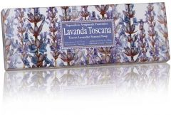 Fiorentino Gift Set Lavanda Toscana (3x100g)