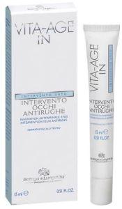 Bottega Di Lungavita Vita-Age In Antiwrinkle Eyes Cream (15mL)