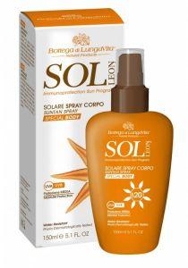 Bottega Di Lungavita Sol Protection Spray Special Body SPF20 (150mL)