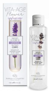 Bottega Di Lungavita Vita-age Flower Infusion Body Oil (150mL)