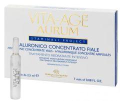 Bottega Di Lungavita Vita-Age Aurum Ampoules (7x2.5mL)