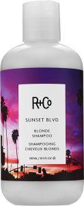 R+Co Sunset Blvd Blonde Shampoo (241mL)