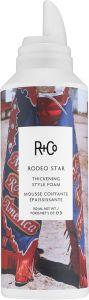 R+Co Rodeo Star Thickening Foam (147mL)