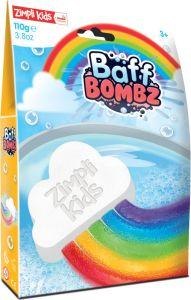 Zimpli Cloud Baff Bombz with Rainbow Effect (110g)