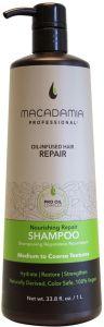 Macadamia Professional Nourishing Repair Shampoo (1000mL)