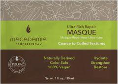 Macadamia Professional Ultra Rich Repair Masque (30mL)
