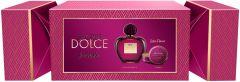Antonio Banderas Her Secret Temptation EDT (80mL) + Lip Balm Cookie Flavour (15g)