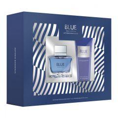 Antonio Banderas Blue Seduction EDT (50mL) + ASB (75mL)