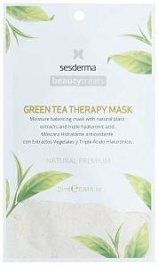 Sesderma Beauty Treats Green Tea Therapy Mask (25mL)